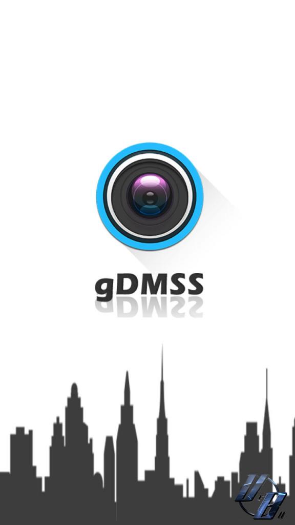 Giao diện chương trình gDMSS lite