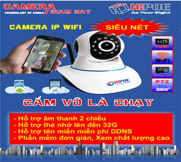 camera hipoe 504 ip
