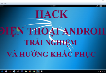 hack điện thoại android