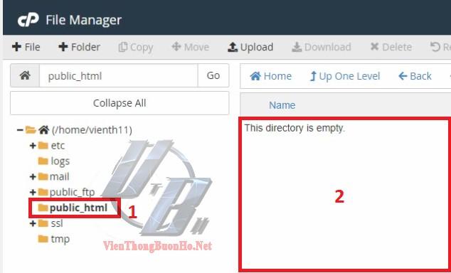 Trình quản lý File manager